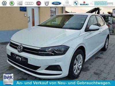 gebraucht VW Polo Style 2022 IQ Light Klimaauto ACC Ambientelicht 15 Zoll LM