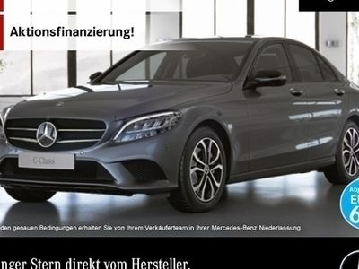 gebraucht Mercedes C300 Avantgarde 360° COMAND LED Night 9G Sitzh