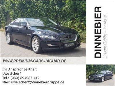 gebraucht Jaguar XJ Diesel Premium Luxury | Berlin Gebrauchtwagen, bei Autohaus Dinnebier GmbH