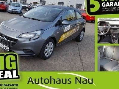 käytetty Opel Corsa Edition 1.2 Inspektionspaket Big Deal