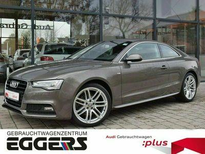 gebraucht Audi A5 Coupé TDI 3.0 *S-Line*Navi*Xenon*SiHzg*
