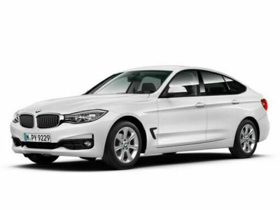 gebraucht BMW 318 Gran Turismo d Aut AHK Kamera Xenon HUD Navi Lordose LM