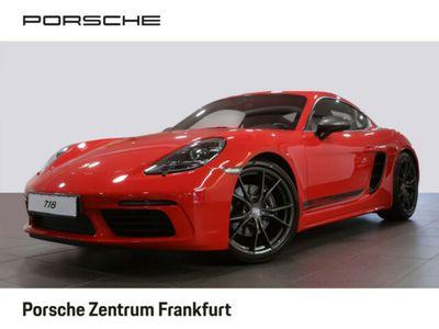gebraucht Porsche 718 Cayman T LEDPlus Connect Bose Kamera Limit