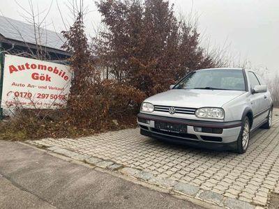 gebraucht VW Golf GTI TDI 20 Jahre Jubi BBS*AUS 1.HAND*RENTNERFAHRZEUG*