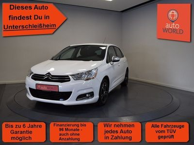 gebraucht Citroën C4 1.6 VTi 120 Selection Bluetooth, Einparkhilfe