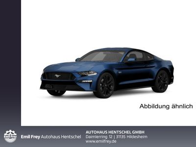 gebraucht Ford Mustang GT Fastback 5.0 Ti-VCT V8 Aut. 331 kW, 2-türig