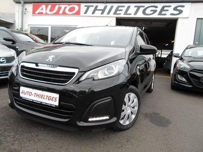 gebraucht Peugeot 108 VTI nur 4.004 KM,Bluetooth,USB., STOP&START