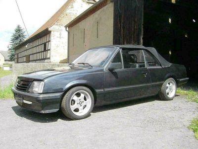 gebraucht Opel Ascona C Cabrio