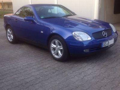 gebraucht Mercedes 170 SLK R
