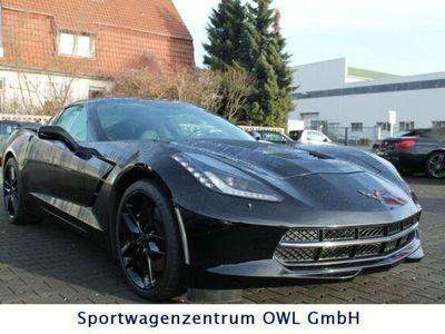gebraucht Corvette Stingray C7LT1 630 Nm NAVI, HEAD UP