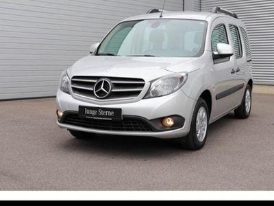 gebraucht Mercedes Citan 111 CDI Tourer,Klima,Rückfahrhilfe