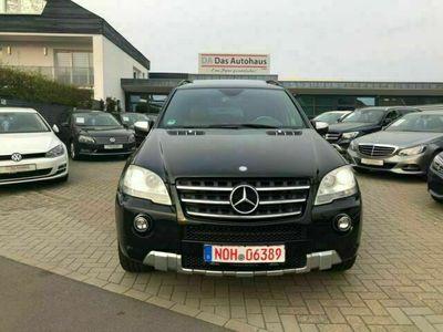 gebraucht Mercedes ML450 CDI+AMG+DESIGNO+DVD+KEY.GO