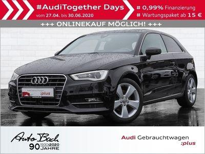 gebraucht Audi A3 Ambition 1.6TDI Xenon Navi ACC EPH