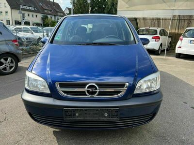 gebraucht Opel Zafira 2.2 *klima*Navi*euro4*