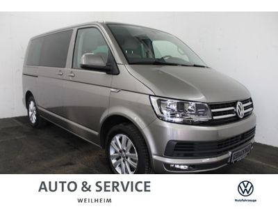 gebraucht VW Multivan T6KR 2.0 TDI Comfortline *ACC*AHK*STHZ*PDC*