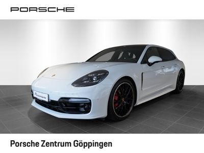 gebraucht Porsche Panamera GTS Sport Turismo GTS LED-Matrix,Surround View,Head-Up,Soft-Close,InnoDrive