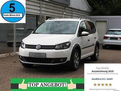 used VW Touran Cross 2.0 TDI DSG *Cross*Xenon*AHK*7 Sitzer*
