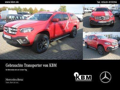 gebraucht Mercedes X250 d 4x4 PROGRESSIVE ED Navi,Kamera,AHK,LED, PTS