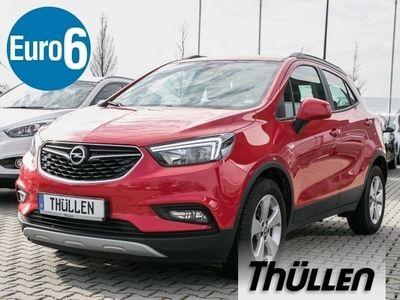 gebraucht Opel Mokka X 1,4 Edition 103KW Bluetooth Klima