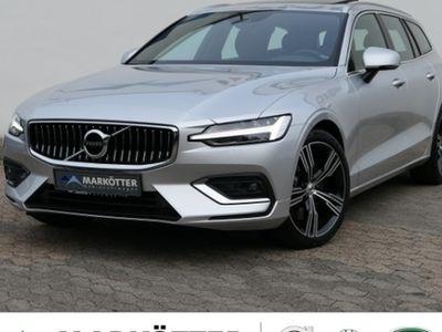 käytetty Volvo V60 T6 AWD Inscription /SD/Cam/BLIS/Head-up/ACC/