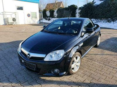 gebraucht Opel Tigra TwinTop(Cabrio) Automatik LPG