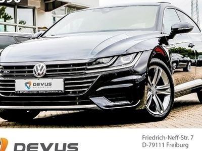 gebraucht VW Arteon R-Line 4Motion 2.0 TSI Head-Up Kamera AHK