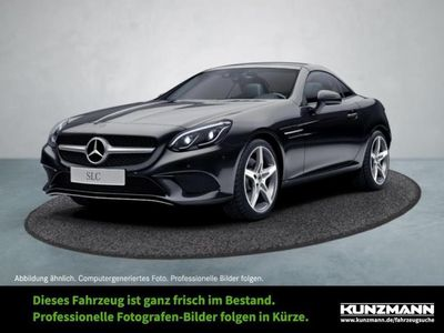 gebraucht Mercedes 300 SLCComand LED Panorama Memory Spur-Paket