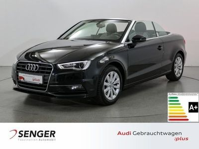 käytetty Audi A3 Cabriolet Ambition 2.0 TDI clean diesel 110(150)