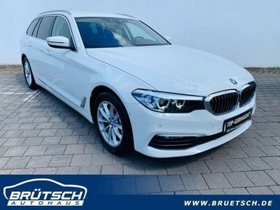 gebraucht BMW 520 d Touring AUTOMATIK / LED / NAVI / LEDER
