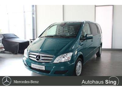 gebraucht Mercedes Viano CDI 2.2 Kompakt Bi-Xenon SHZ PTS AHK