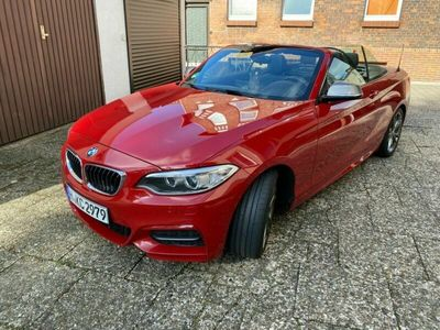 gebraucht BMW M235 Cabrio Sport-Aut.