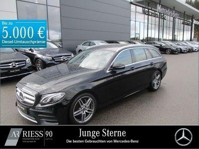 gebraucht Mercedes E300 T-Modell AMG+LED+Kamera+Navi+PDC