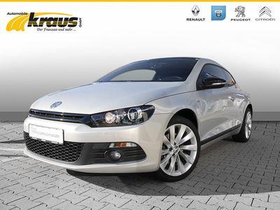 gebraucht VW Scirocco 1.4 TSI KLIMA PANORAMA SHZ BI-XENON