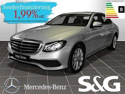gebraucht Mercedes E350 dExclusive Schiebedach/LED/Rückfahrkamera