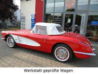 gebraucht Corvette C1 Cabriolet, mit ausführlicher Historie