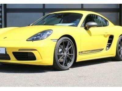 gebraucht Porsche Cayman (718) T | LED-Hauptscheinwerfer |