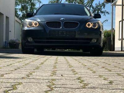 gebraucht BMW 525 d Aut.Xenon,Voll