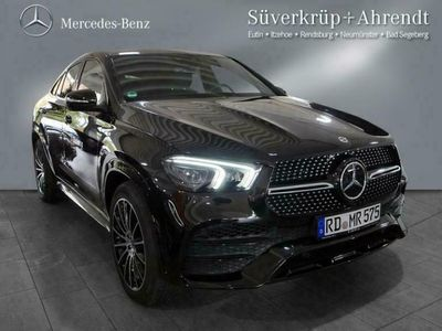 gebraucht Mercedes GLE400 d 4M Coupe AMG/Exclusive Night Distro.