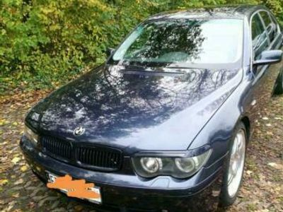 gebraucht BMW 735 Verkaufe i e65 - evtl. Tausch als Limousine in Kissing