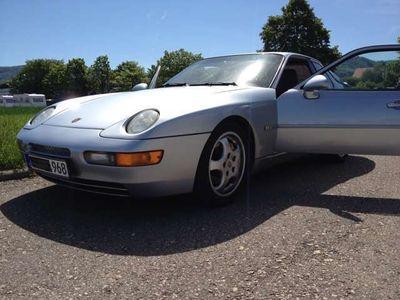 gebraucht Porsche 968 Vollaustatzung mit Wertgutachten DEKRA 3+