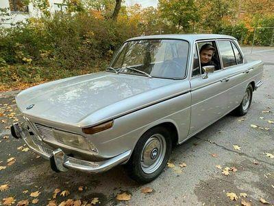 gebraucht BMW 2000 neue Klasse # Scheckheft... als in Schermbeck