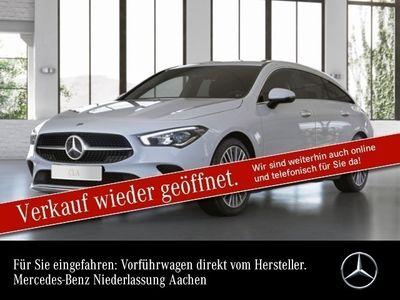 gebraucht Mercedes CLA200 d SB Carbon Navi Premium LED Kamera PTS