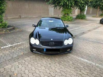używany Mercedes SL55 AMG AMG Automatik