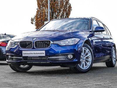gebraucht BMW 320 3er d xDrive Touring Sport Line