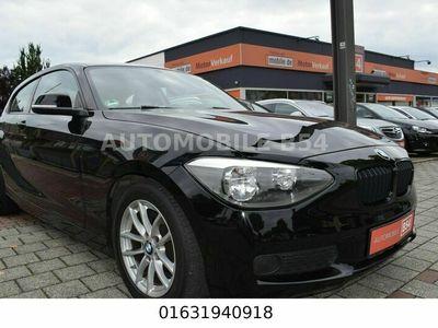 gebraucht BMW 114 Baureihe 1 Lim. 3-trg. 114i/SPORT/KLIMA/TOP/