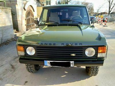gebraucht Land Rover Range Rover Classic H - Zulassung