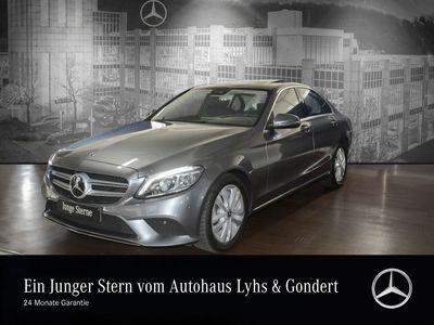 gebraucht Mercedes C220 d Avantgarde*Multibeam*SHD*RFK*Assistenz