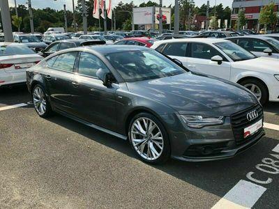gebraucht Audi A7 3.0 TDI quattro S tronic S-Line Black Edition