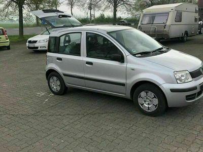gebraucht Fiat Panda Gebrauchter1,1 Silber, ASU/TÜV