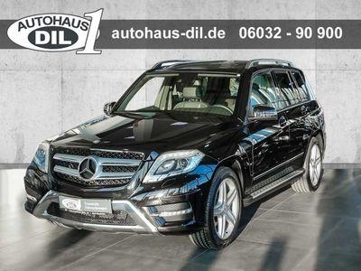 gebraucht Mercedes GLK220 CDI DPF BE 7G *AMG-Styling*Pano*1.Hd.*